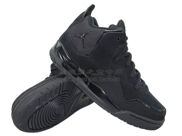 e54e78b78d6 Jordan Courtside Flight - Black/Black | Sole Collector
