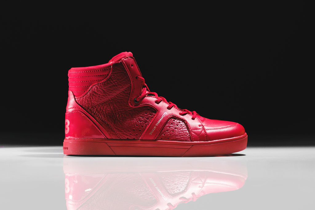 adidas Y-3 Rydge All-Red (1)