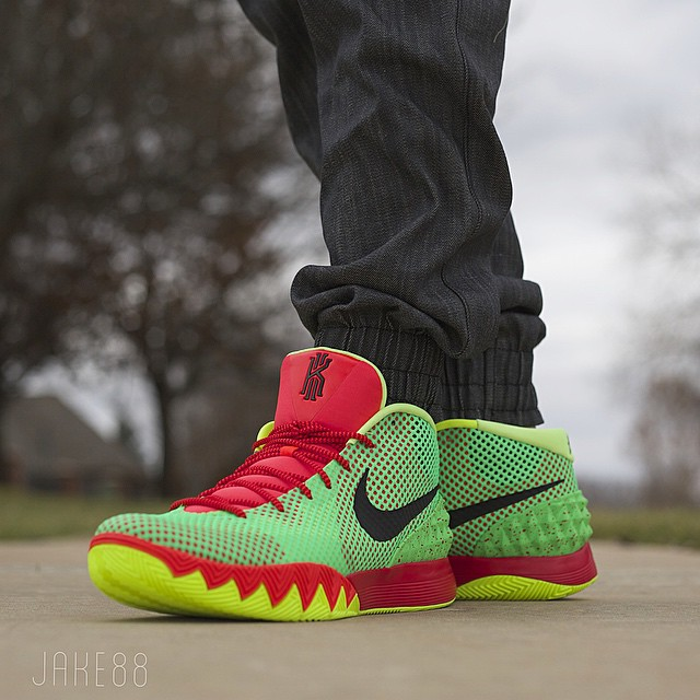 4df65cc12b07 30 Awesome NIKEiD Kyrie 1 Designs on Instagram