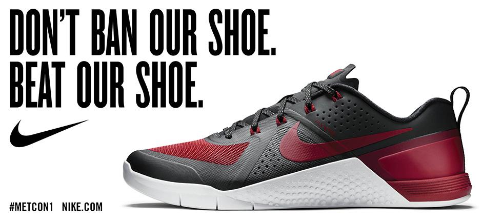 parilla Salón de clases Pensar en el futuro  Nike Calls Out Crossfit for Banning Its Sneakers | Sole Collector