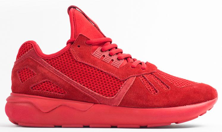 Adidas Tubular Red October