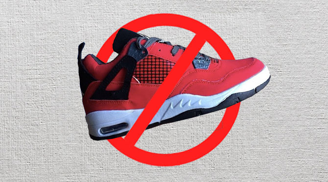 cc491c51436 Busted: 20 People Caught Wearing Fake Air Jordan 4s | Sole Collector