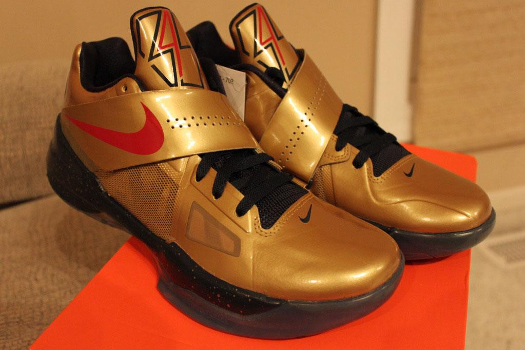 best cheap 09bd1 532ff Nike Zoom KD IV 4 Gold Medal 473679-702 (10)