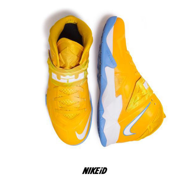 Order Ty Lawson 'Nuggets' NIKEiD Soldier 7