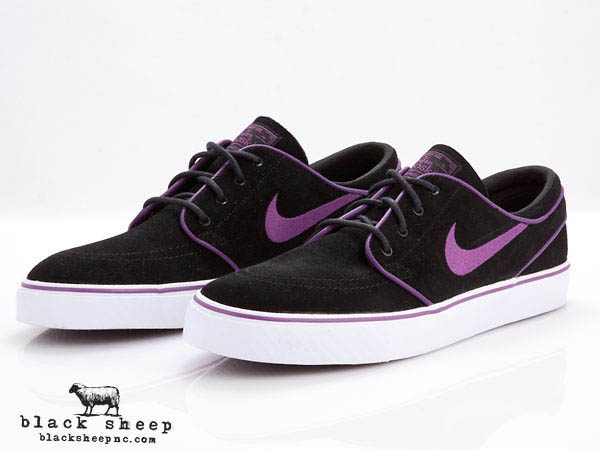 new styles 9584b 071ea ... closeout nike sb stefan janoski black vintage purple white 2 c6acd c7390