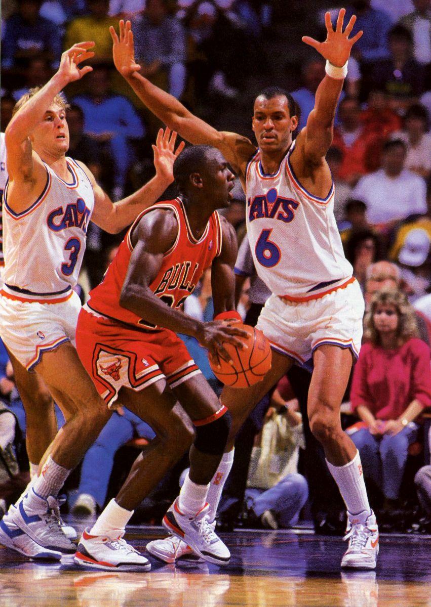 e46e355f507 Flashback    Michael Jordan in the Air Jordan III