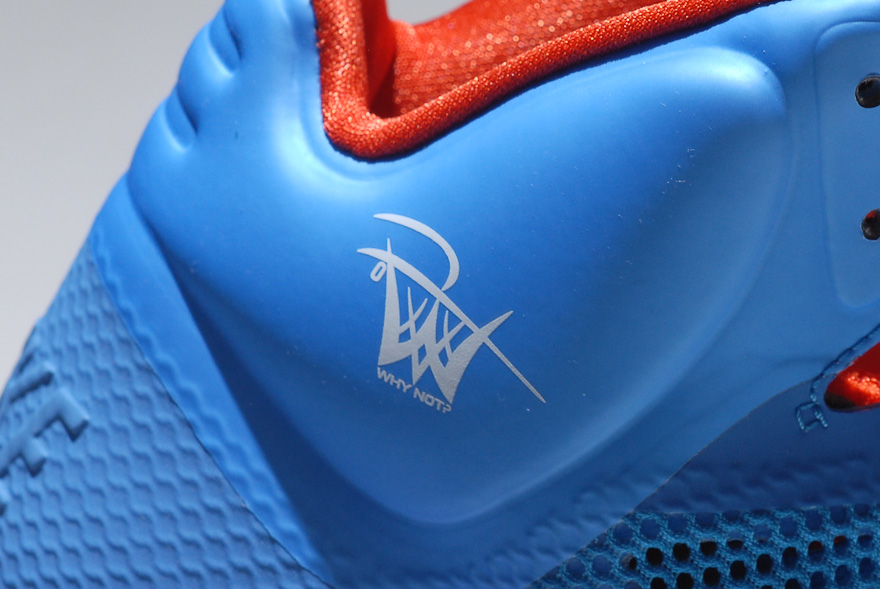 Nike Zoom Hyperfuse Russell Westbrook Player Edition