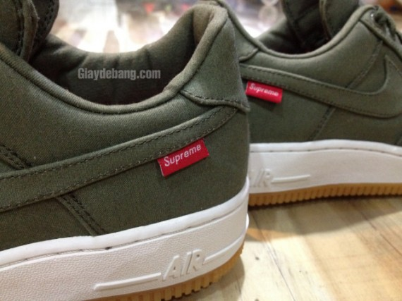 94e5e6f0cb Stay tuned to Sole Collector for further details on the upcoming Supreme x  Nike Air Force 1 Low 30th Anniversary Collection. via Giaydebang
