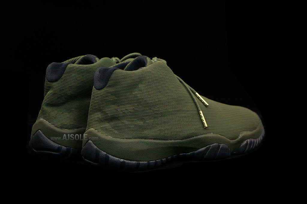 Air Jordan Future - Green Tiger Camo (3)