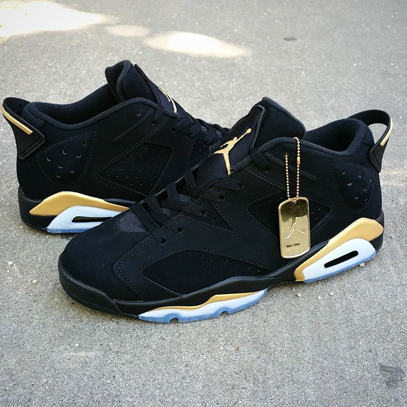 premium selection ec7e3 255c9 Air Jordan 6 Low DMP Custom