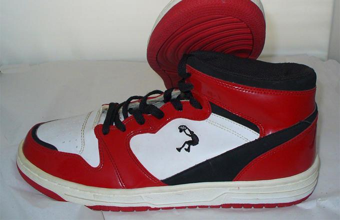 Imitation Jordan Shoes
