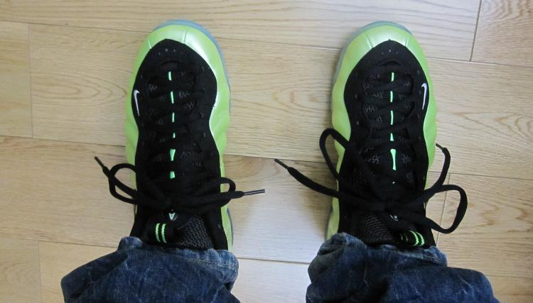 a98ba0a334d4 ... Nike Air Foamposite Pro Electric Green 624041-300 ...