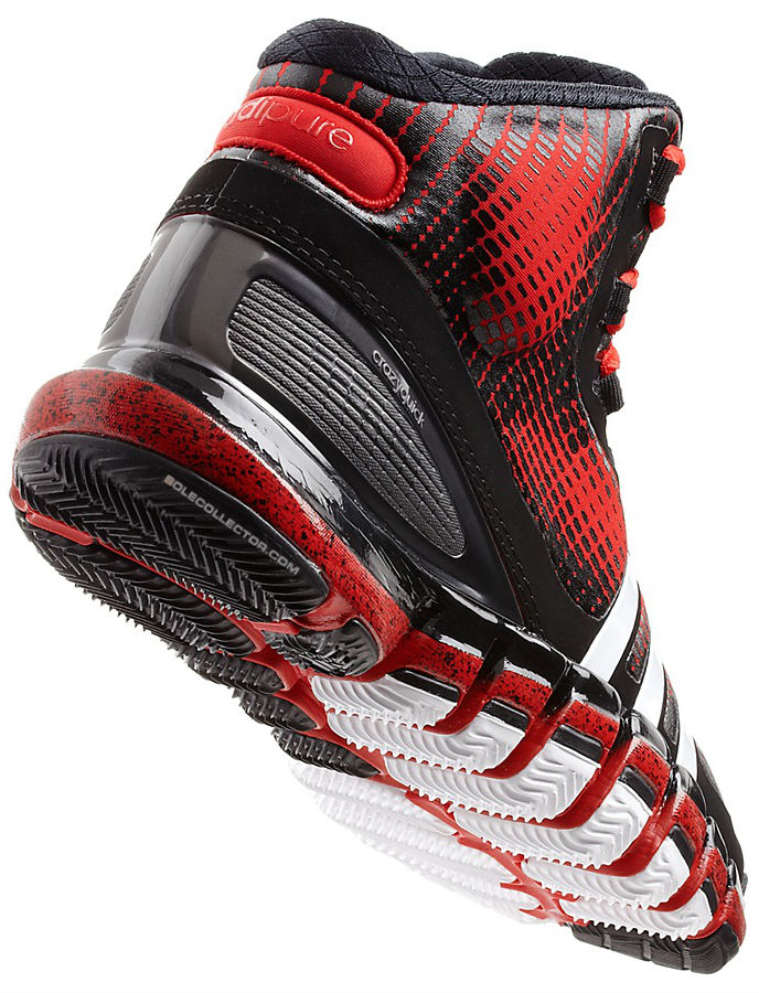 adidas Crazyquick Black Red White Speckle G66811 (4)