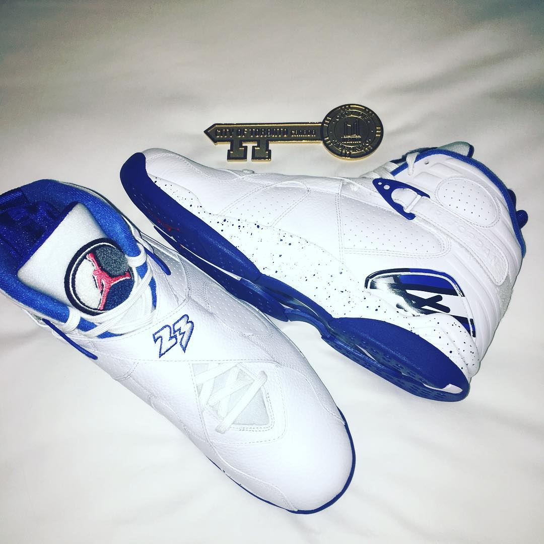 Drake Has His Own  Kentucky Blue  Air Jordans  916d41f9e7