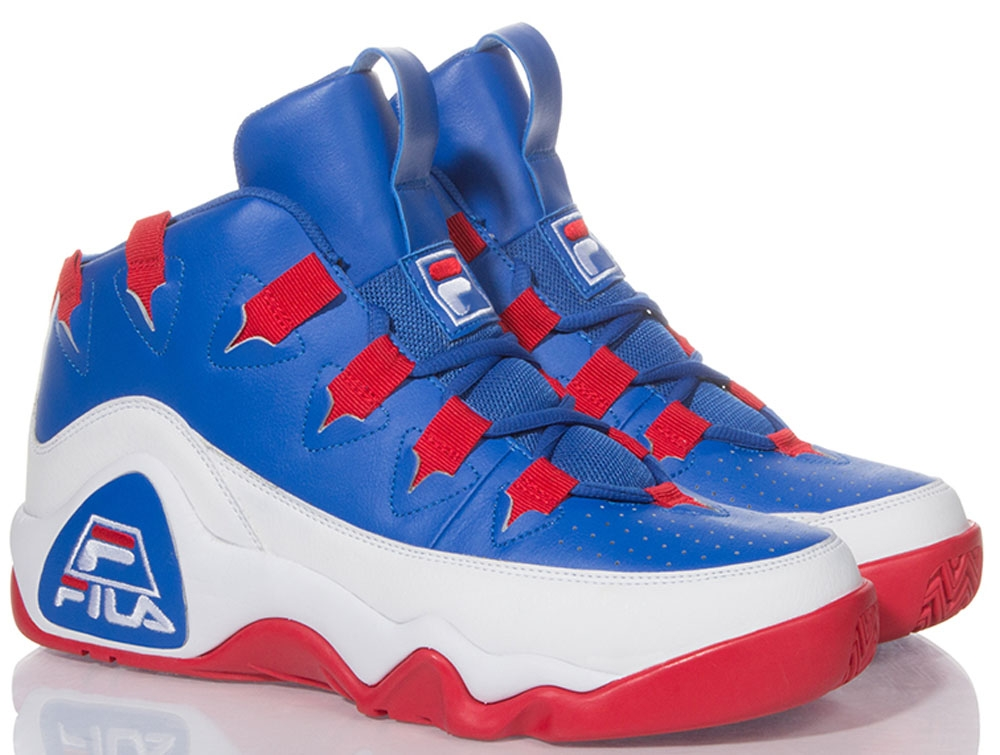 Fila 95 Royal Blue/White-Fila Red