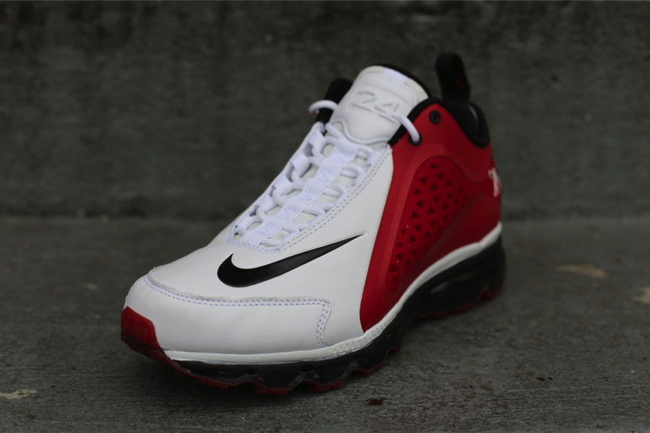 Nike Air Max 360 Swingman u2013 White/Black-Varsity Red | Sole Collector