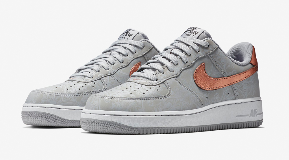 Nike Gets Gaudy on the Air Force 1