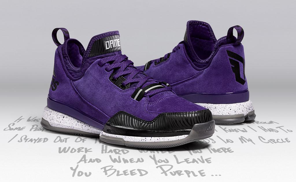 Adidas d lillard 1 ufficialmente reso pubblico solo collezionista