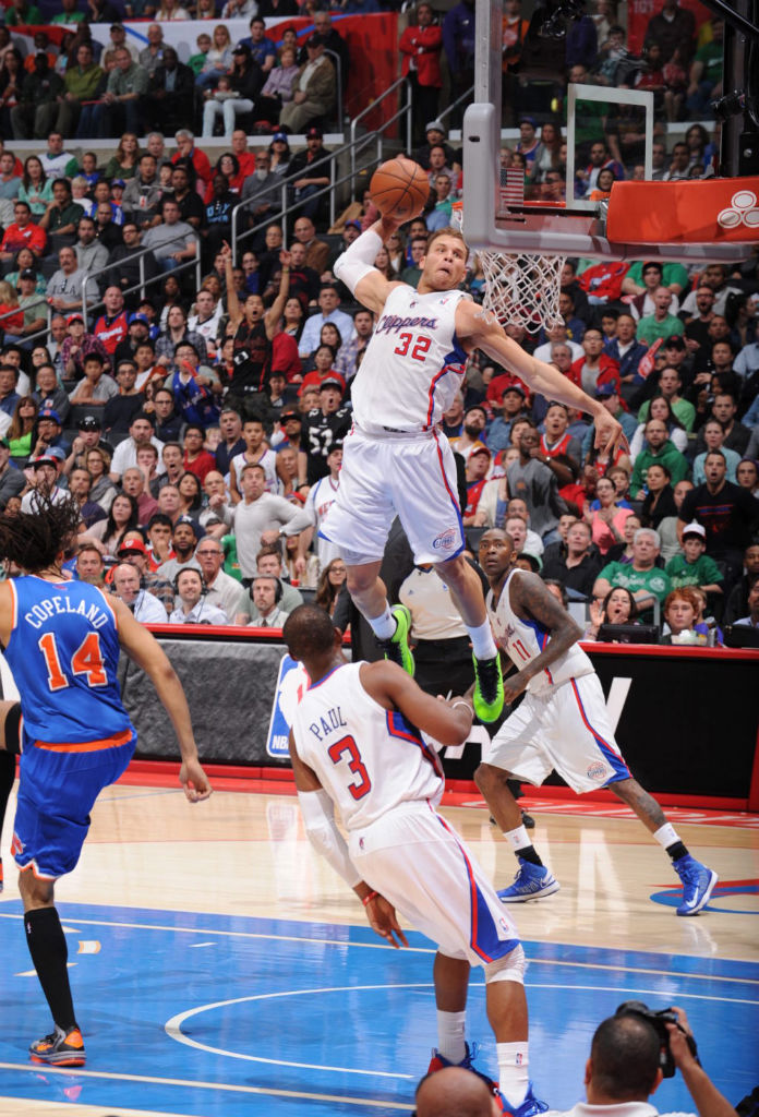 Highlight // Blake Griffin's Alley-Oop In The Jordan Super