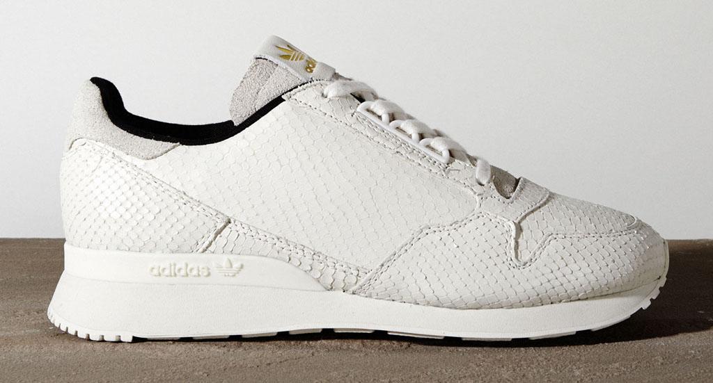 reputable site 8622a 626ac adidas Originals Women's Luxury Sneaker Pack Part 2 ZX 500 Snake (1)