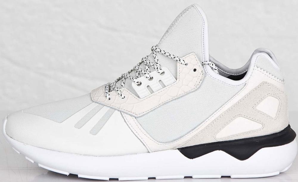 adidas Consortium Tubular White/White-Black