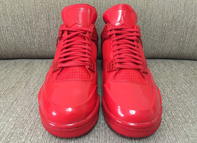 Air Jordan 11Lab4 Red 719864-600 (17)