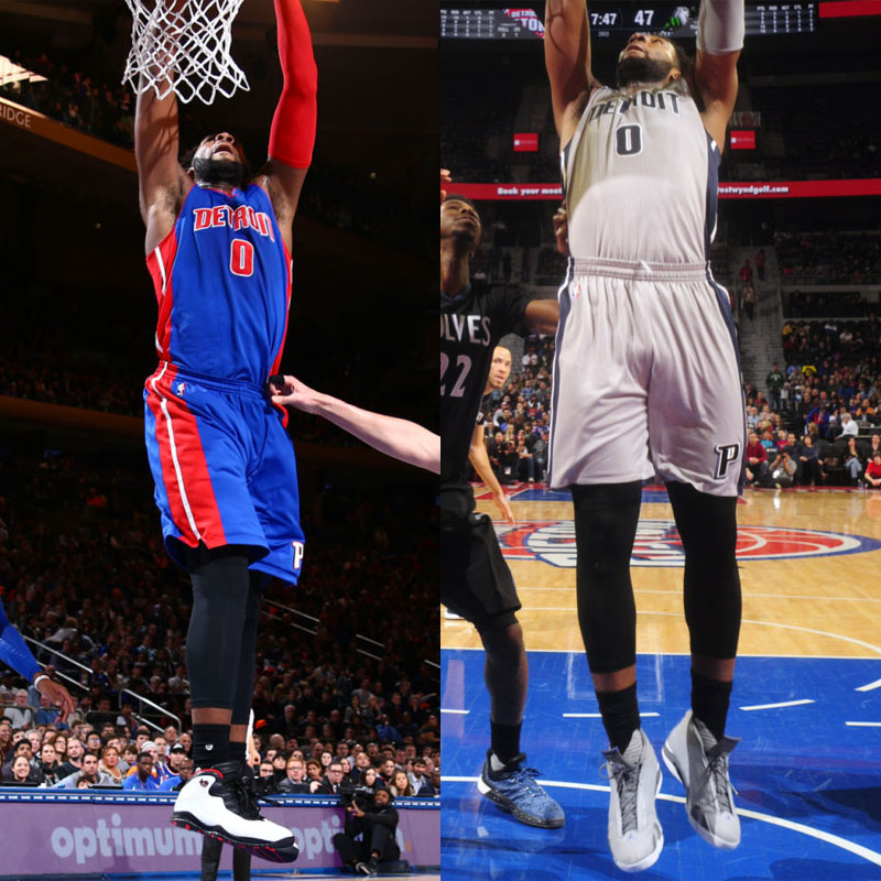 #SoleWatch NBA Power Ranking for Januaryr 3: Andre Drummond