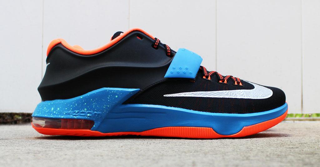 cheap for discount 47580 92f11 Nike KD VII 7 OKC Away 653996-004 (1)