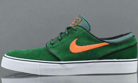Nike Sb Green