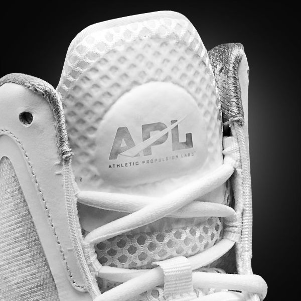 Athletic Propulsion Labs APL Concept 3 - White/Silver (4)