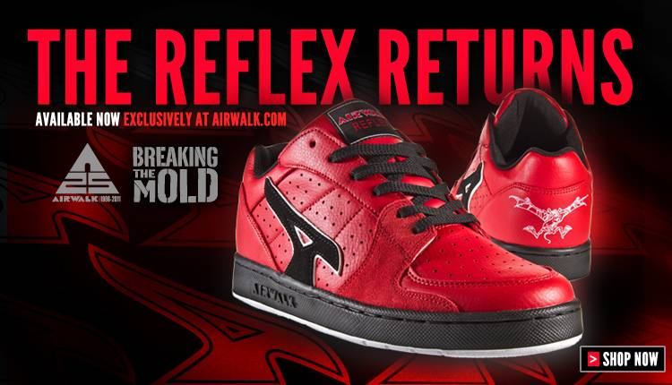 Airwalk Reflex Formula 1 - Available Now  699e3ec5c