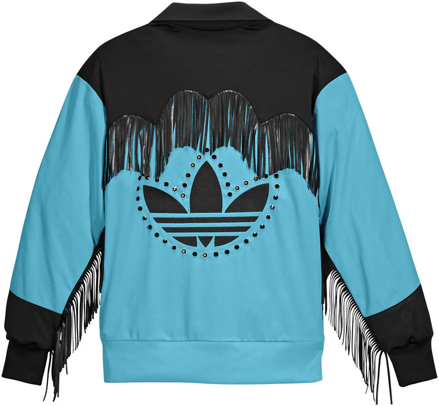 adidas Originals by Jeremy Scott - Spring/Summer 2012 - JS Fringed TT X29853 (2)
