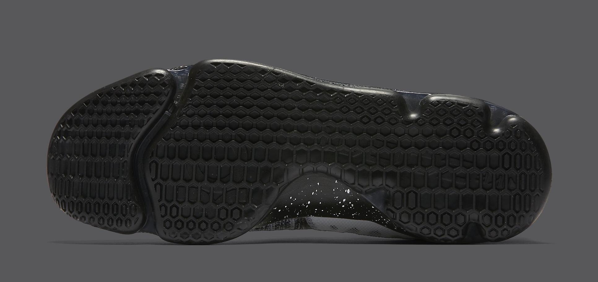 Nike KD 9 White Black Oreo 843392-100 Sole