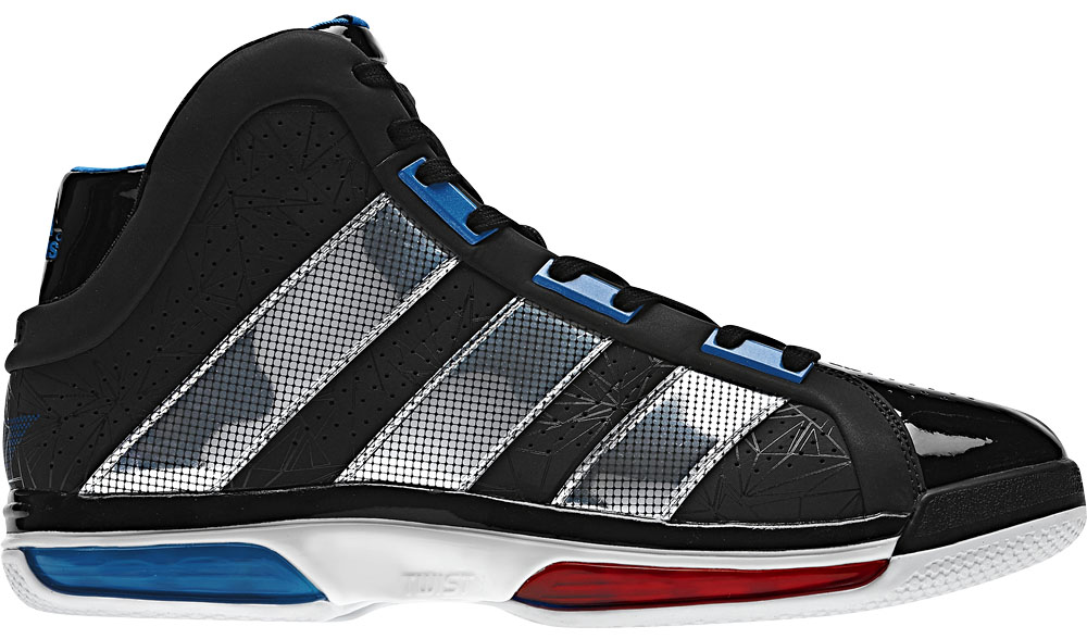 premium selection 8dad7 5c2c1 Dwight Howards Orlando Magic adidas Sneaker History - Superbeast Howard  All-Star (1)