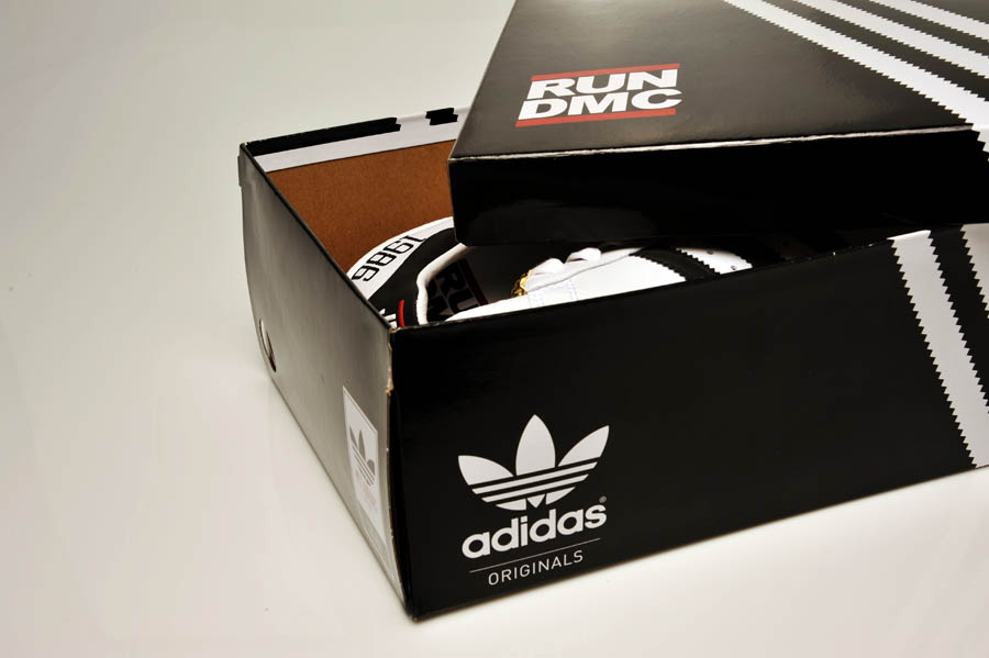 "adidas Originals Superstar 80s - Run DMC ""My adidas"" 25th Anniversary 19"