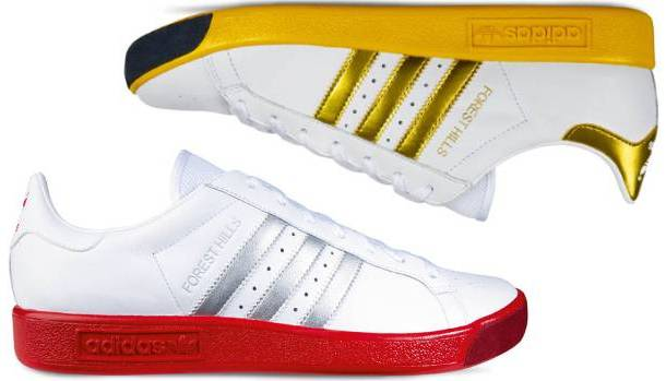 1c79f0134d70 adidas Originals Archive Pack - Forest Hills - Fall Winter 2011 ...