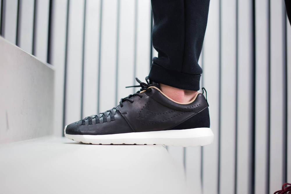 pretty nice 847a8 9f720 The Most Confusing Nike Roshe Run of Them All. Nike opens up the toe on  this zen design.