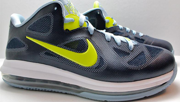 47582d5c9a Nike LeBron 9 Low Obsidian Cyber - New Images