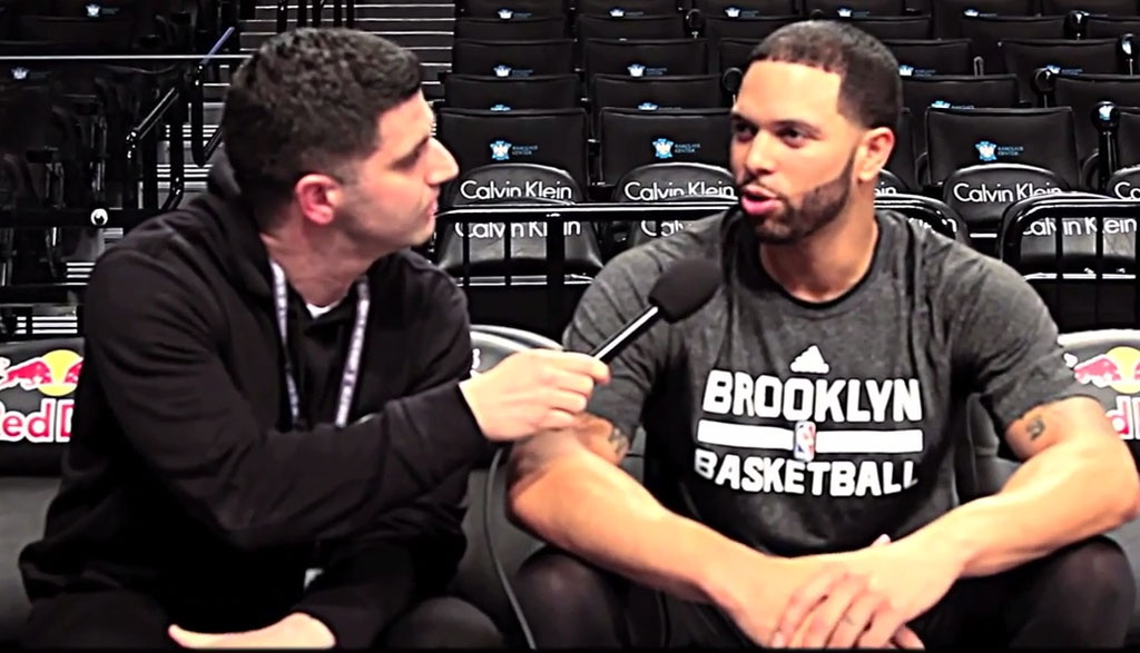 Keez On Sports: Talking Kicks with Deron Williams