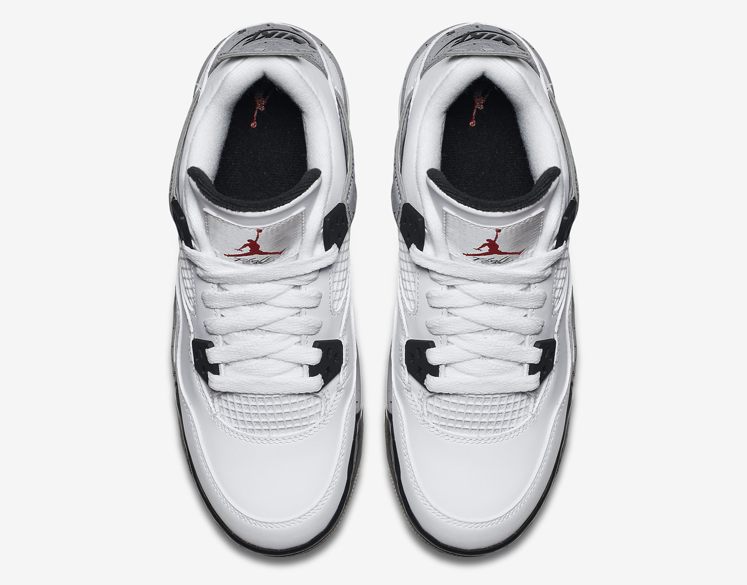 cheap for discount 36187 87270 Here Are All the Kids  White Cement  Air Jordan 4s Releasing