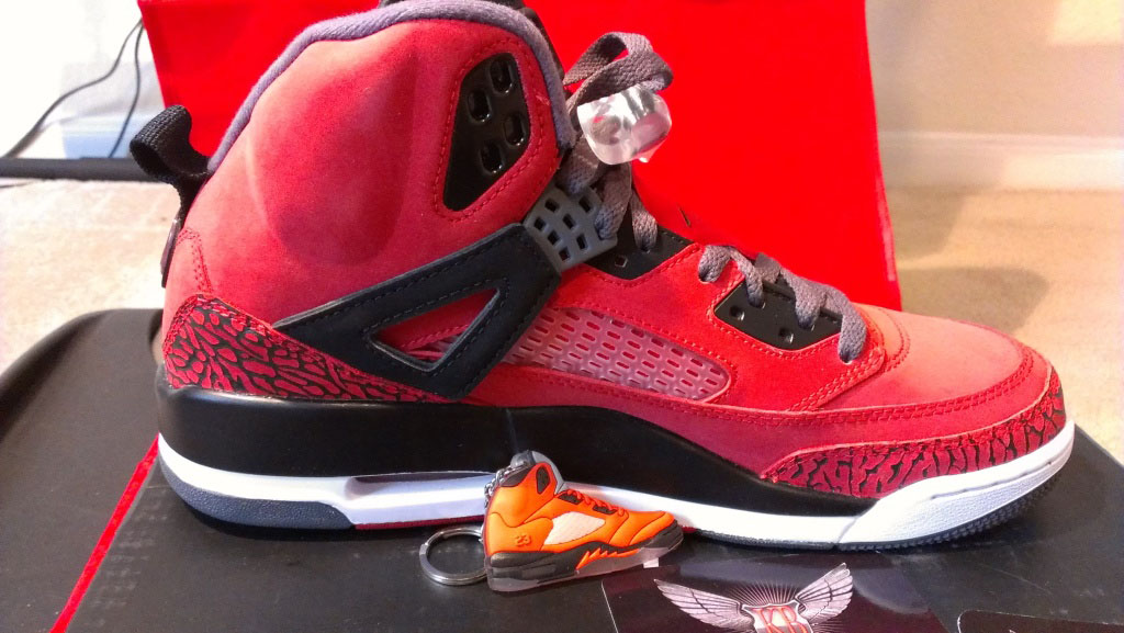 Jordan Spiz'ike Gym Red Black Dark Grey White 315371-601 (2)