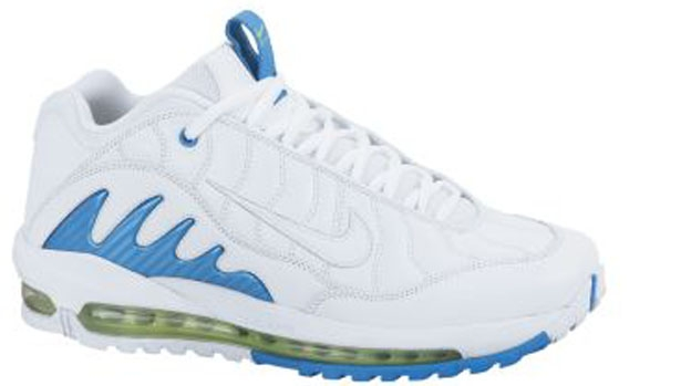 Nike Total Griffey Max '99 White/White-Neptune Blue-Action Green