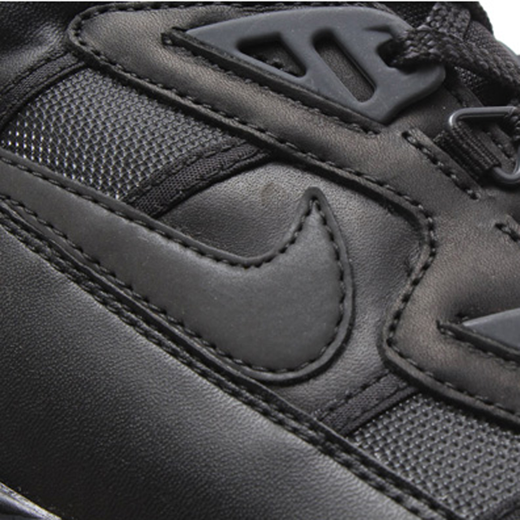 c2b021bc1a8 The  Triple Black  Nike Air Trainer SC High Sneakerboot is available now at  Kinetics and will hit nike.com as well as select Nike Sportswear retailers  in ...