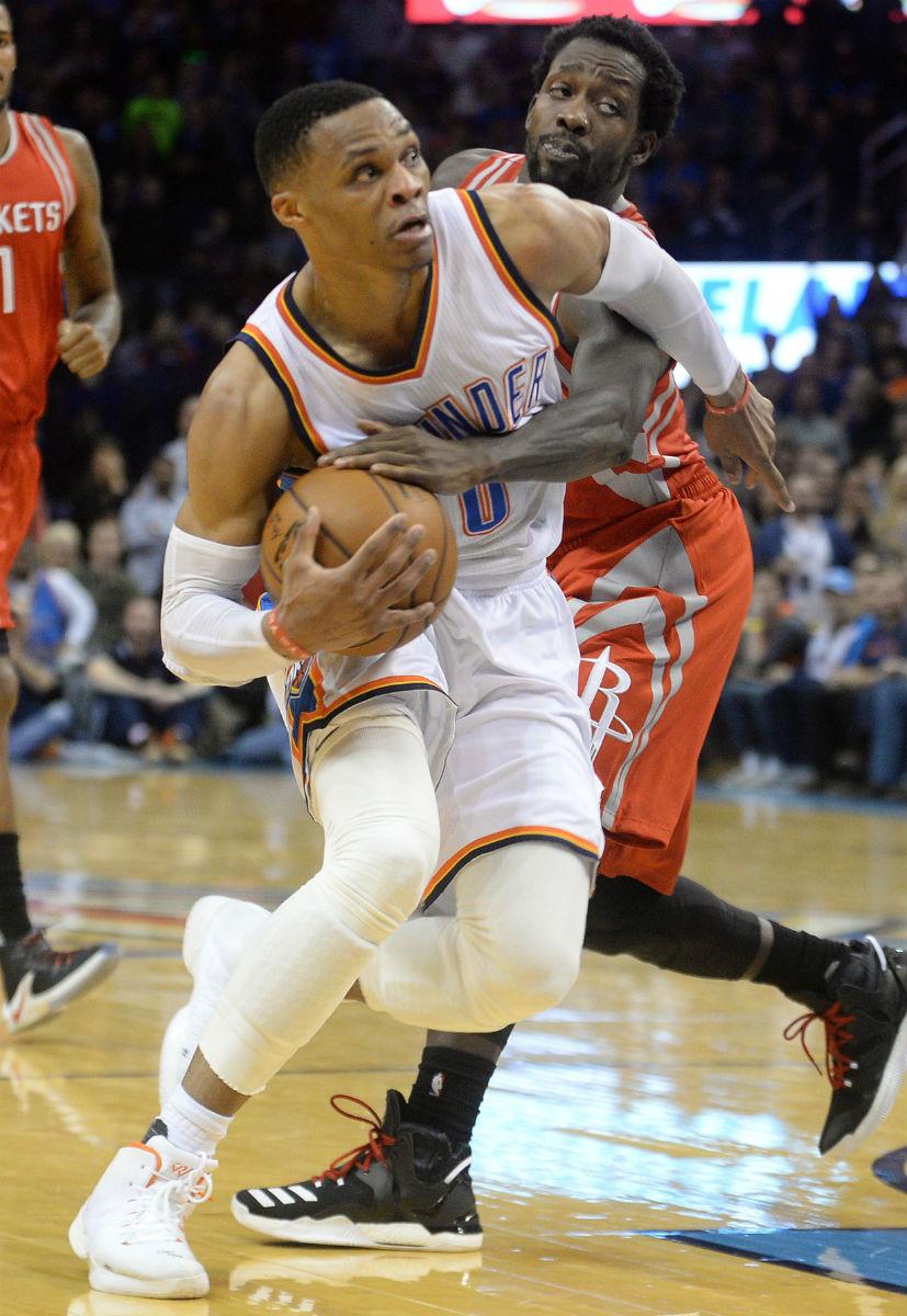 Russell Westbrook 7 Triple-Doubles Air Jordan 31 (1)