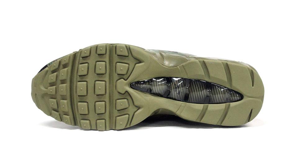 separation shoes b90d4 e395d Nike Air Max 95 SP Japan Country Camo outsole