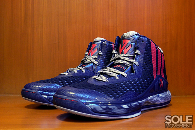 low priced c78b0 7276f ... The adidas J Wall 1 gets busy with a camo sole via this new colorway.  ...