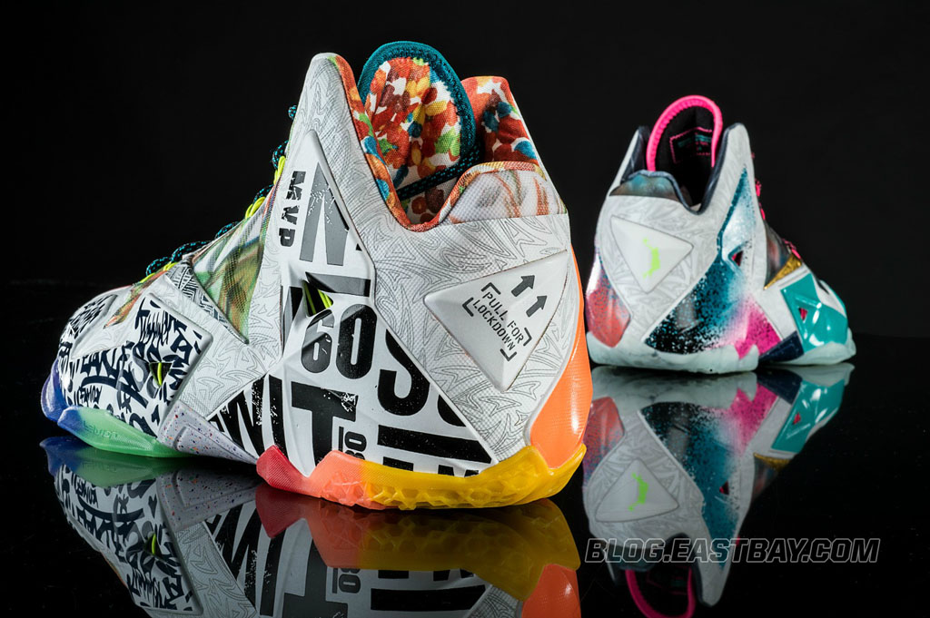 Nike 'What The' LeBron 11 Releasing at