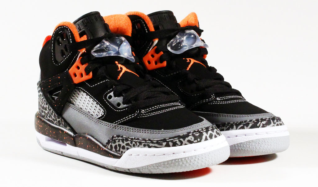 timeless design 49865 825ed Jordan Brand Dressed Up the Spizike for Halloween | Sole ...