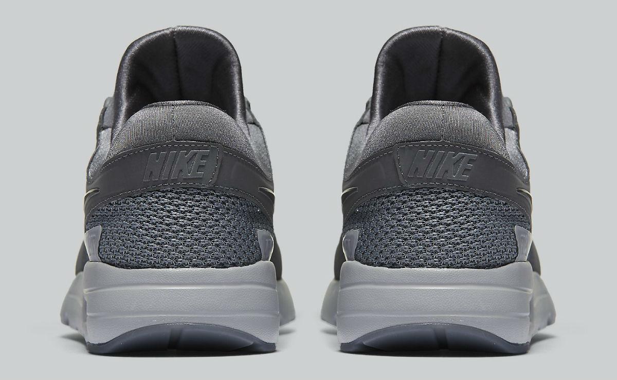 Nike Air Max Zero Cool Grey Heel 789695-003