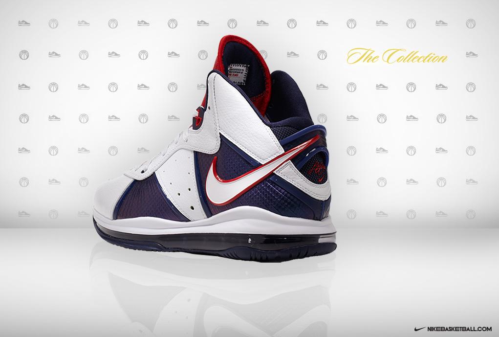 e9d0586c0f4a Nike Air Max LeBron 8 -
